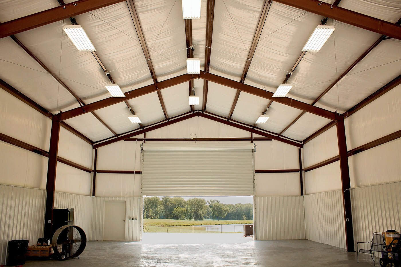 Metal buildings reed 39 s metals for Metal frame barn