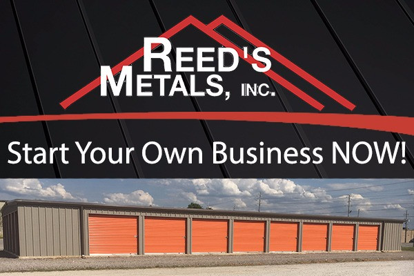 Start Your Own Business Now Reed S Metals