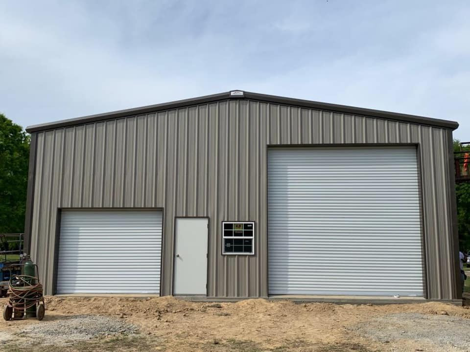 Galleries: Example Buildings and Roofing - Reed's Metals