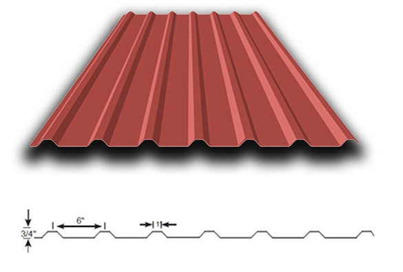 M Panel Metal Roofing Reed S Metals
