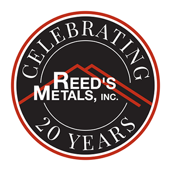 Reed's Metals Celebrates 20 Years of Service